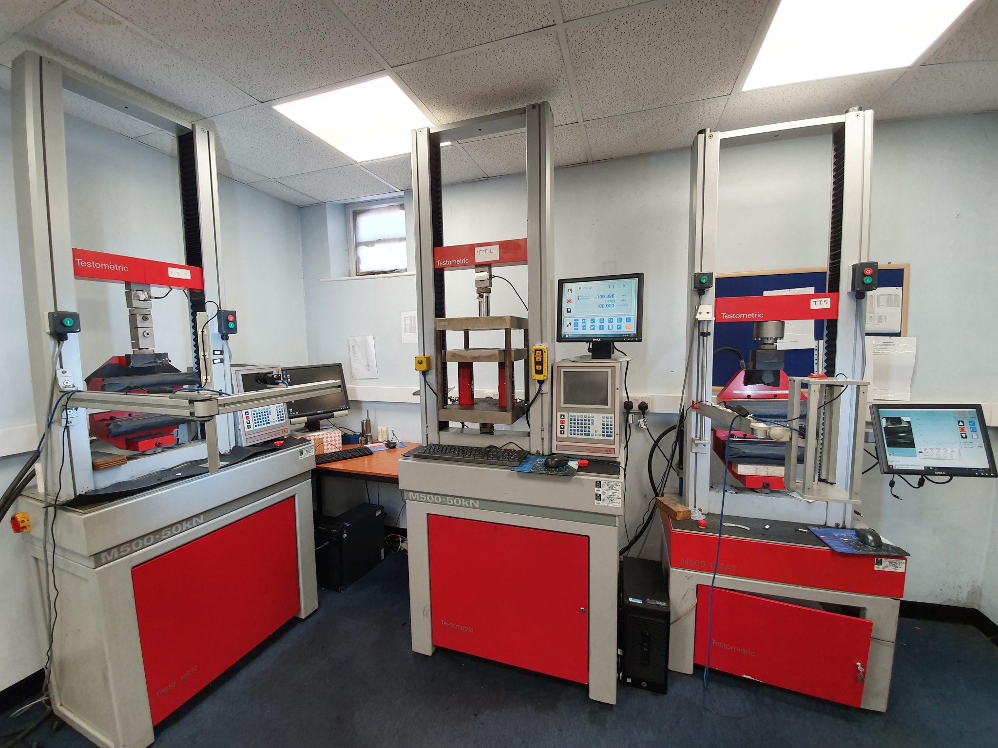 Geofabrics Laboratory