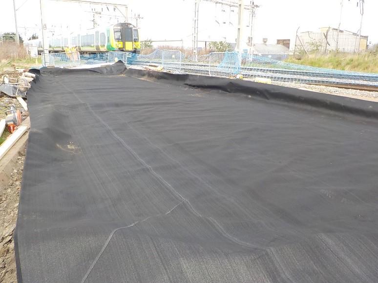 Case Study - CuTex in Rail Infrastructure