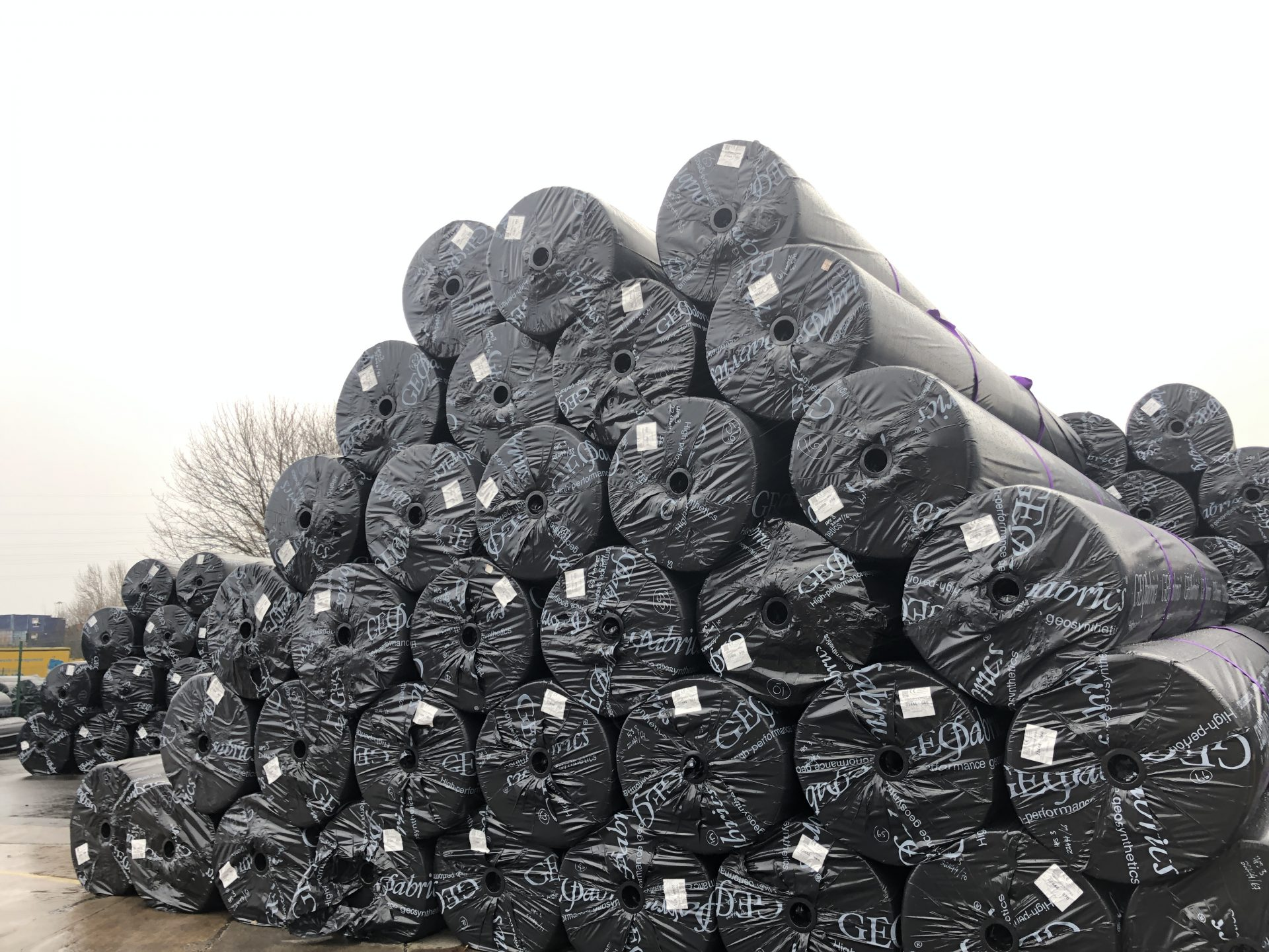 Geotextile Rolls
