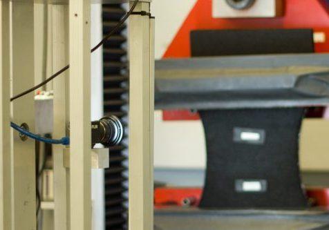 Tensile Strength BS EN ISO 10319 Geofabrics